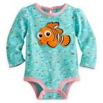 z Nemo Disney Cuddly Bodysuit for Baby (Size 6-9 months)