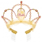 z Beauty and the Beast: The Broadway Musical - Belle Tiara