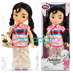 Disney Animators' Collection Mulan Doll - 16''