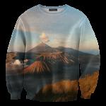 Pre-Order เสื้อยืดพิมพ์ลาย MR.GUGU & Miss GO : Volcano Sweater