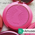 **พร้อมส่ง +ลด 50%**: Tarte Amazonian Clay 12-hour blush Amused (warm peach)