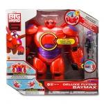z Baymax Mech Deluxe Flying Action Figure - Big Hero 6