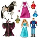 z Sleeping Beauty Deluxe Doll Set