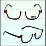 กรอบแว่นตา LENMiXX Super Brown