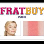 **พร้อมส่ง+ลด 30 %**The Balm shadow blush Fratboy 8.5g.