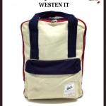 กระเป๋าเป้ Style Anello ขายที่สุดในญี่ปุ่น วัสดุผ้าแคนวาส จุของได้เยอะมากค่ะ กระเป๋าเนื้อหนา