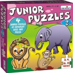 ๋Junior Puzzles No. 2
