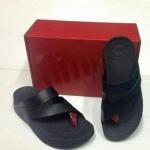 รองเท้า Fitflob Sling for men Black สีดำ No.FF144 ไซส์ 36-44