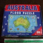 จิ๊กซอว์ 60 ชิ้น AUSTRALIA