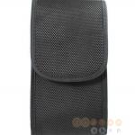 เคส ใส่เข็มขัด โน๊ต4/ไอโฟน 6 พลัส สีดำผ้าร่ม ส่งฟรี EMS