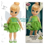 ฮ Disney Animators' Collection Tinker Bell Doll - 16''