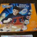 ของเล่นวิทยาศาสตร์ Deluxe Scientist Kit