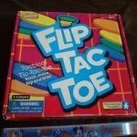 Flip tac toe