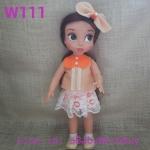W111 เสื้อผ้าตุ๊กตา- Disney Animators' Collection Doll - 16'' (พร้อมส่ง)