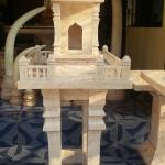 ศาลตายาย ขนาด ฐานกว้าง55เซนติเมตร ยาว 70เซนติเมตร สูง140 เซนติเมตร