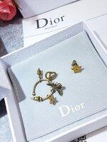 พร้อมส่ง ~ Summer2017 collecting Dior earring ต่างหูDior ผึ้ง