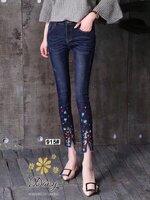 กางเกงแฟชั่น ผ้า Super elastic เป็นผ้ารุ่นใหม่ ผ้ายืดหยุ่นสูง