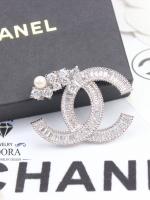 พร้อมส่ง ~ Chanel Brooch งานคลาสสิคเกาหลีแท้ๆๆ ไม่ไก่กานะคะคร้าา