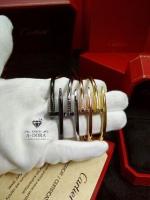 พร้อมส่ง ~ Cartier Bracelet กำไลตะปูงานไฮเอนจิวเวอรี่ รุ่น Juste un clou bracelet