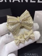 พร้อมส่ง ~ Ribbon Chanel set