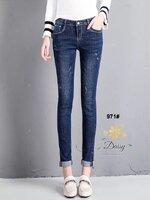 กางเกงแฟชั่น ผ้า Super elastic เป็นผ้ารุ่นใหม่ ผ้ายืดหยุ่นสูง คืนรูป กระชับรูปร่าง