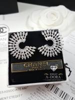 พร้อมส่ง ~ Diamond earring งานขายดีที่สุด สไตส์ Debeer Jewelry