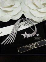 พร้อมส่ง ~ Diamond chanel brooch