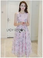 พร้อมส่ง ~ Lady Sara Sweet Feminine Pastel Roses Lace