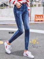 กางเกงแฟชั่น ผ้า Super elastic เป็นผ้ารุ่นใหม่ ผ้ายืดหยุ่นสูง คืนรูป