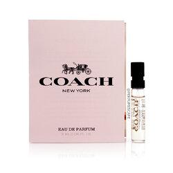 น้ำหอม Coach the Fragrance Eau de Parfum for women หลอดทดลอง 2ml.