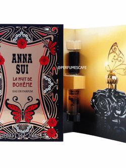 น้ำหอม Anna Sui La Nuit de Boheme EDP ขนาดทดลอง 2ml