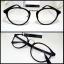 กรอบแว่นตา LENMiXX B-Black thumbnail 1