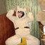 [พร้อมส่ง] ชุดนอนเสื้อขนสัตว์มีฮูดหมี+กางเกง มีสีน้ำตาล/ครีม thumbnail 13