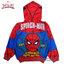 ( Size S-M-L-XL ) เสื้อแจ็คเก็ต Spiderman เสื้อกันหนาว เด็กผู้ชาย สีแดง รูดซิป มีหมวก(ฮู้ด) ใส่คลุมกันหนาว กันแดด สุดเท่ห์ ใส่สบาย ลิขสิทธิ์แท้ (ไซส์ S-M-L-XL ) thumbnail 8