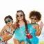 Elsa Deluxe Swimsuit for Girls - 2-Piece from Disney USA ของแท้100% นำเข้า จากอเมริกา thumbnail 2