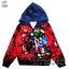 """""""( S-M-L-XL ) เสื้อแจ็คเก็ต เสื้อกันหนาว เด็กผู้ชาย สกรีนลาย The Avengers สีแดง รูดซิป มีหมวก(ฮู้ด) ใส่คลุมกันหนาว กันแดด สุดเท่ห์ ใส่สบาย ลิขสิทธิ์แท้ (ไซส์ S-M-L-XL ) thumbnail 1"""