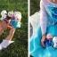 Frozen Finger puppet set from Disney USA แท้100% นำเข้าจากอเมริกา thumbnail 10