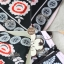 ชุดเซทแฟชั่น เซ็ตเสื้อ+กางเกงใส่เข้าชุดกัน เนื้อผ้า polyester+silk พิมพ์ลายดอกไม้สวยทั้งตัว thumbnail 9