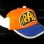 หมวก ARALE อาราเล่ สีส้ม thumbnail 1