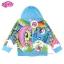 ฮ (สำหรับเด็ก4-6-8-10 ปี) Jacket My Little Pony for Girl เสื้อแจ็คเก็ต เสื้อกันหนาว เด็กผู้หญิง สีฟ้า สกรีนลาย มายลิตเติ้ลโพนี่ รูดซิป มีหมวก(ฮู้ด) ใส่คลุมกันหนาว กันแดด ใส่สบาย ลิขสิทธิ์ฮาสโบแท้ โพนี่แท้ thumbnail 1