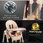 BlueDanube เก้าอี้นั้่งกินข้าวเด็กทรงสูง ปรับเอนได้ ปรับสูงต่ำได้ ประกัน 2 ปี thumbnail 16