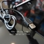 ไมค์โครโฟน ตั้งโต๊ะ หัวเสียบ USB รุ่น HM-03 USB thumbnail 5