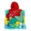 Ariel Hooded Towel for Kids from Disney USA ของแท้100% นำเข้า จากอเมริกา thumbnail 4