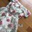 เดรสแฟชั่น มินิเดรสผ้าทูลเลปักลายดอกไม้สีชมพูทรงเปิดไหล่ thumbnail 12