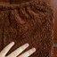 [พร้อมส่ง] ชุดนอนเสื้อขนสัตว์มีฮูดหมี+กางเกง มีสีน้ำตาล/ครีม thumbnail 29