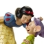 z Snow White and Dopey ''Sweetest Farewell'' Figure by Jim Shore thumbnail 2