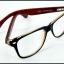 กรอบแว่นตา LENMiXX Brown WooD thumbnail 4