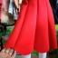 กระโปรงเด็กสีแดง PinkIeal thumbnail 2