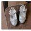 รองเท้าคัทชูเด็กสีเงิน มีส้น thumbnail 4