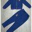 ชุดเซทแฟชั่น ชุดเซ็ทเสื้อแจ็คเก็ต+กางเกงยีนส์ ผ้ายีนส์เนื้อนุ่มเบาใส่สบาย thumbnail 9